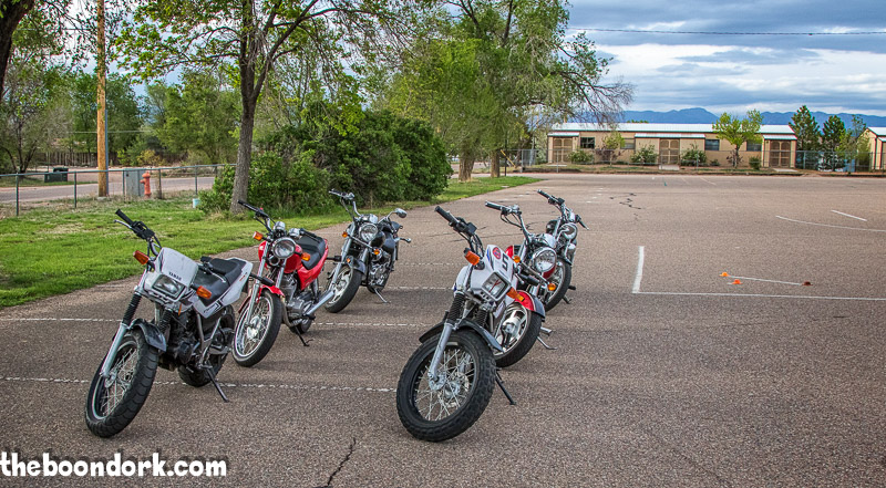 Motorcycle riding school Penrose Colorado