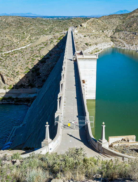Elephant Butte Dam New Mexico