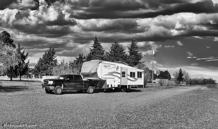 boondocking Deming New Mexico