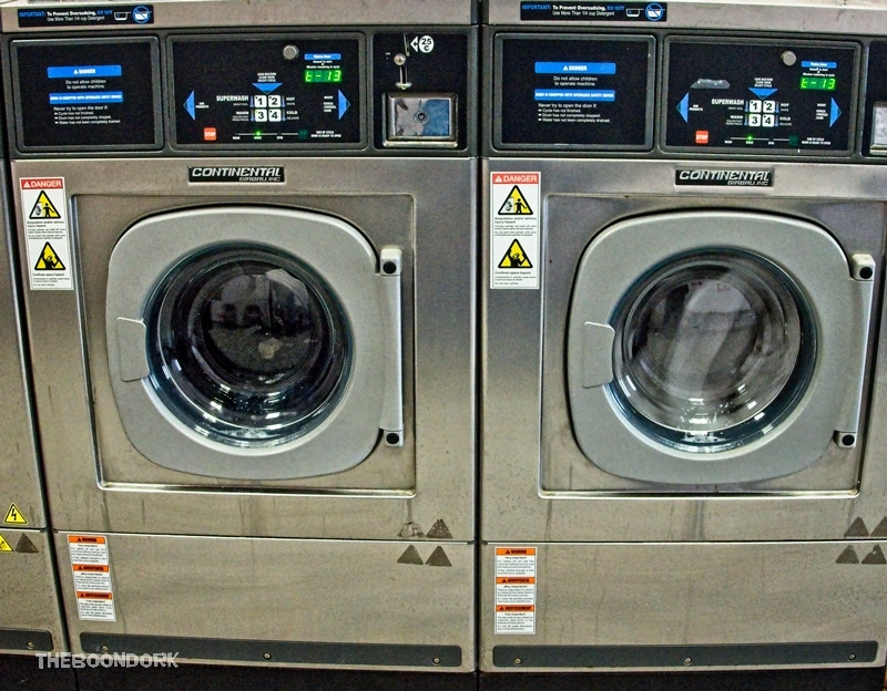 Washing machines del Rio Texas