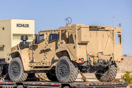 JLTV armored vehicle Picture