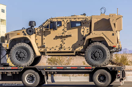 JLTV armored vehicle U.S. Army Picture