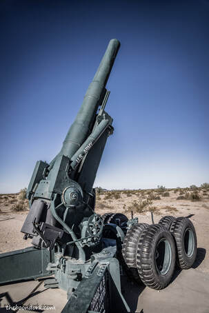 Howitzer Yuma Arizona Picture