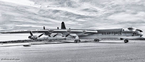 B 36 bomber Picture