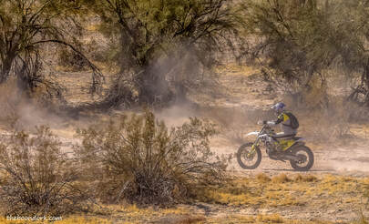 Park Arizona 250 motorcycle race Picture