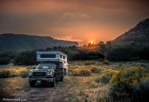 Boondocking Mesa Verde Colorado  Picture