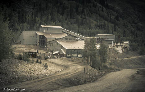 Old mill Silverton Colorado Picture