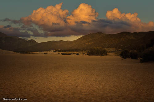Sand dunes national Park Colorado Picture