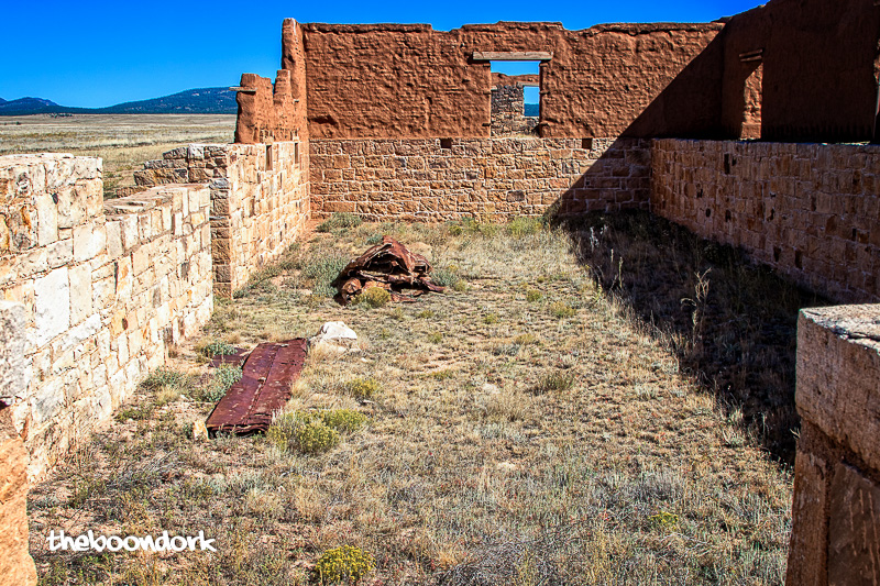 Post commissary Fort union New Mexico
