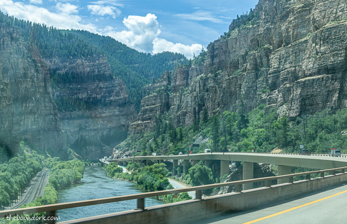 Glenwood Canyon I -70