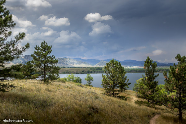 Chatfield reservoir state Park