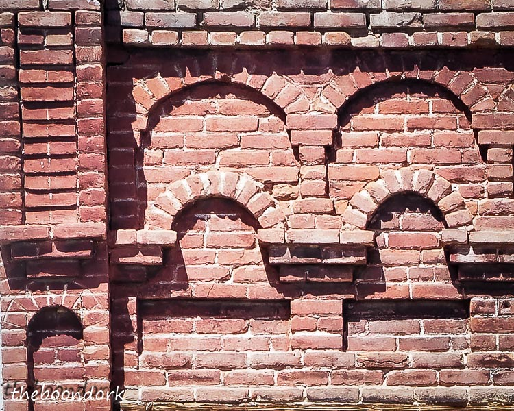 Fancy brickwork Las Vegas New Mexico