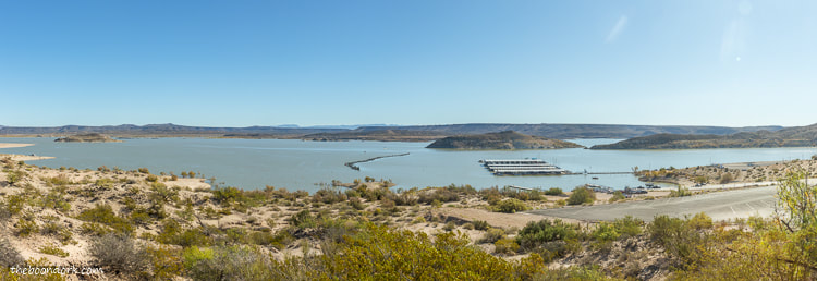 Elephant Butte state Park truth or consequences New Mexico