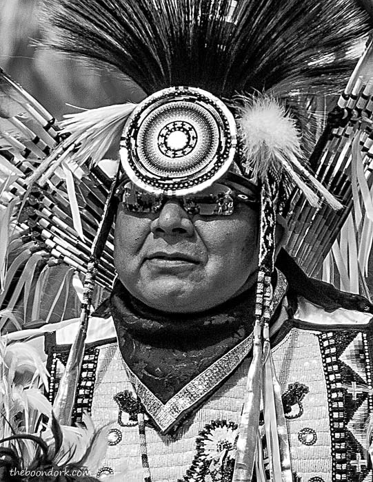 Native American Tucson pow-wow